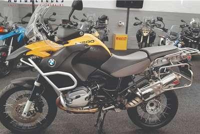 BMW R 1250 GS ADV 2012