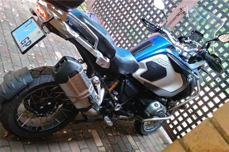 Used 2015 BMW R 1250 GS ADV