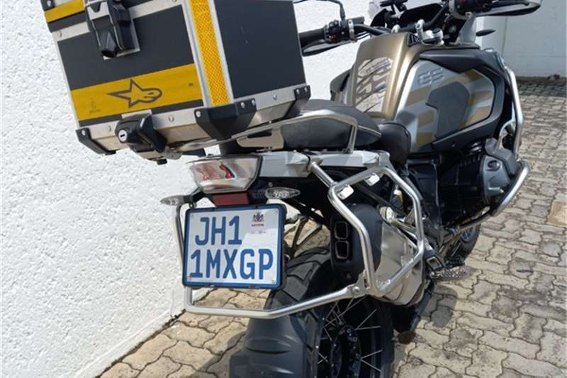 Used 2019 BMW R 1250 GS