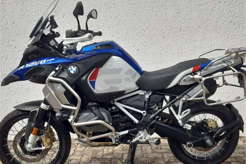 BMW R 1250 GS ADVENTURE STYLE HP 2020