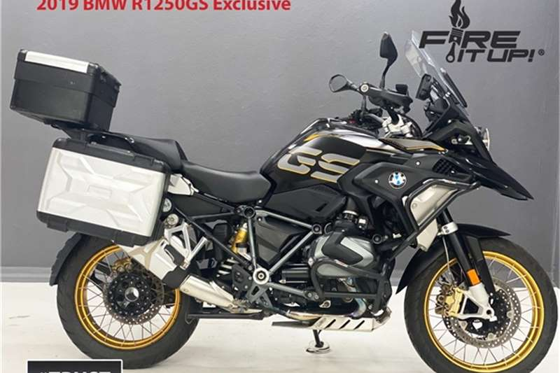 BMW R 1250 GS EXCLUSIVE 2019