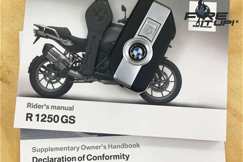 BMW R 1250 GS GS 2019