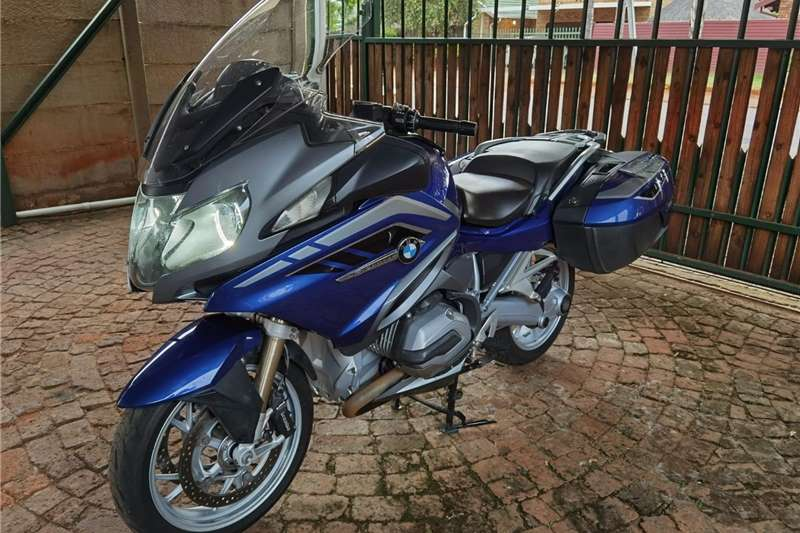 Used 2015 BMW R 1250 RT