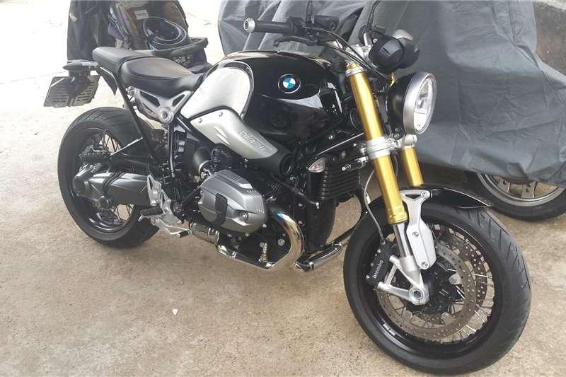 BMW R NINE T PURE 2014