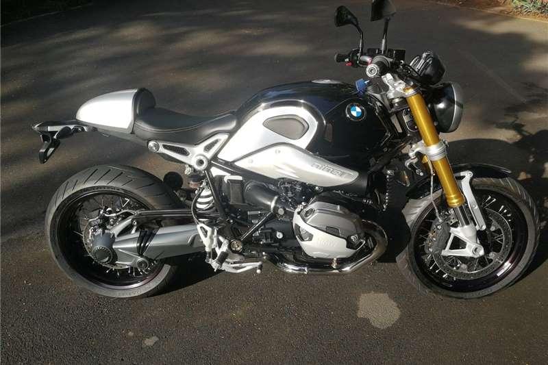 Used 0 BMW R NINE T PURE