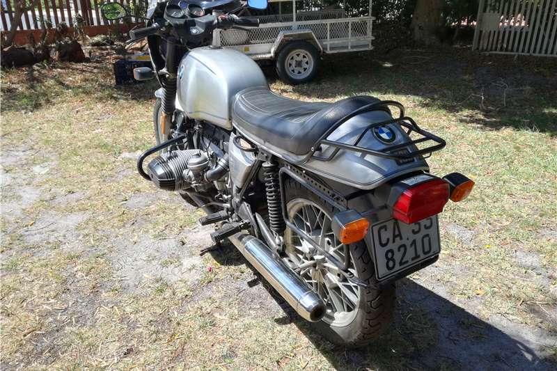 Used 1981 BMW R100R