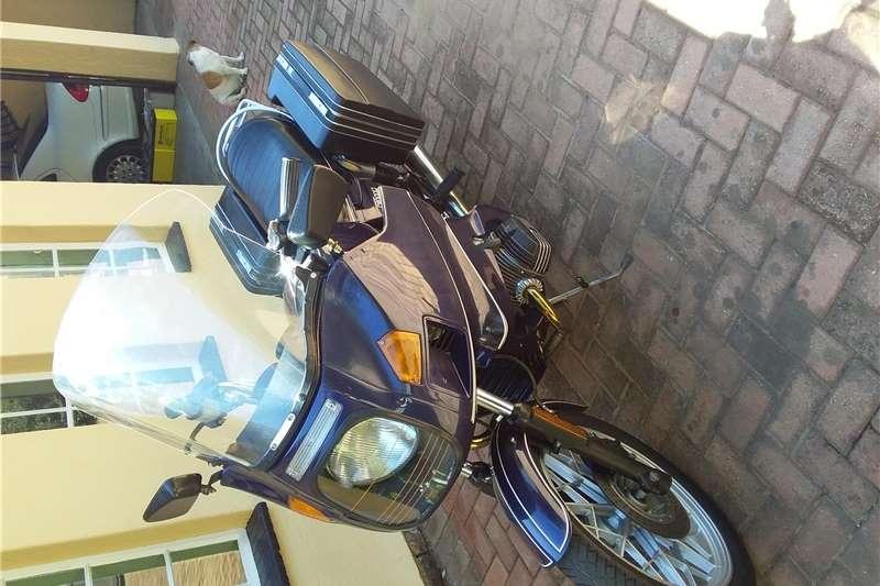 BMW R100R 1984