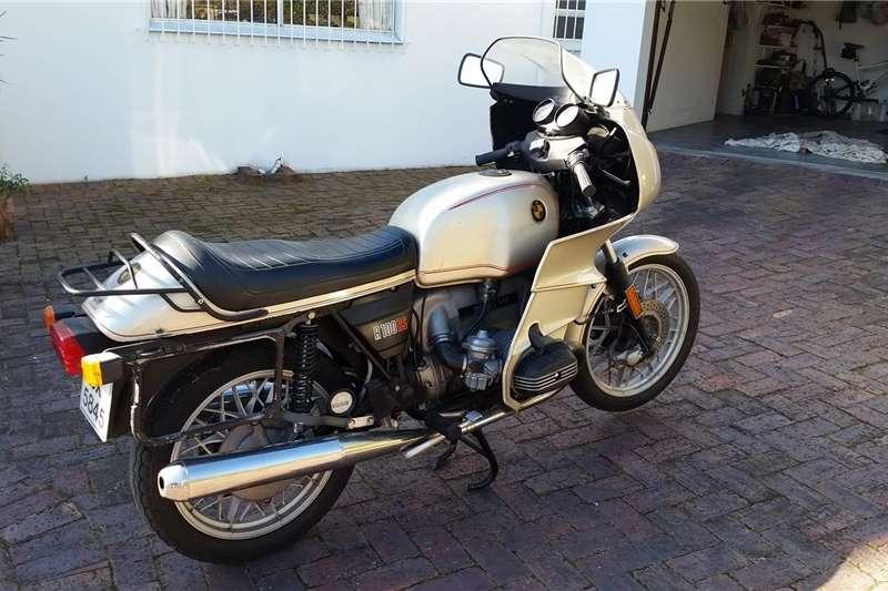 Used 1997 BMW R100R