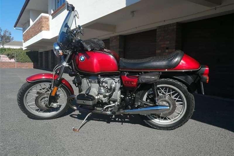 Used 0 BMW R100R