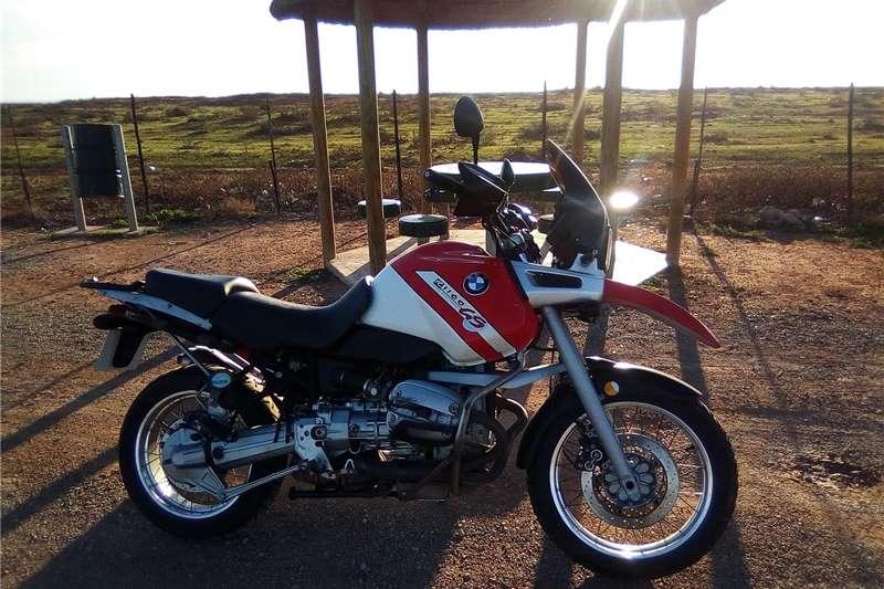 Used 0 BMW R1100