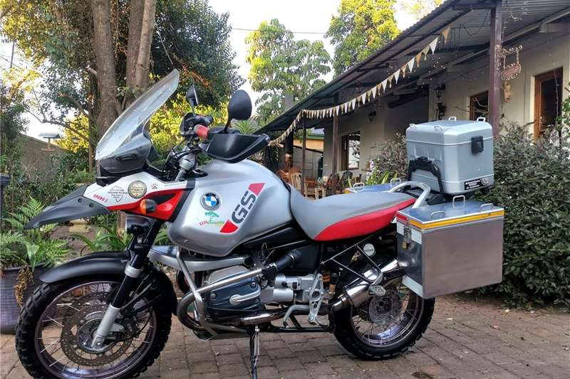 Used 2004 BMW R1150