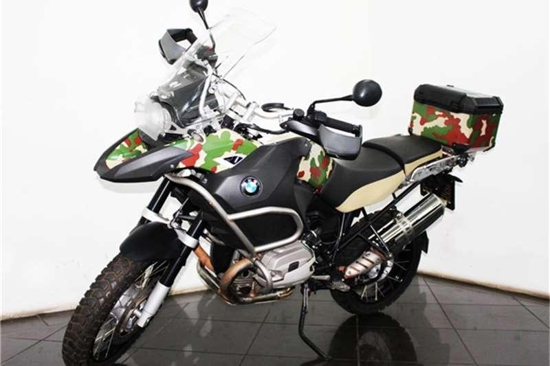 BMW R1200 2012