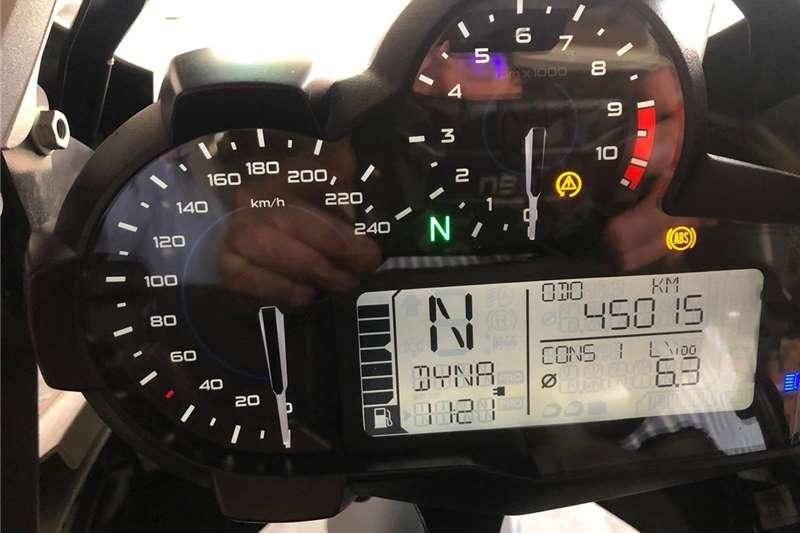 BMW R1200 2016