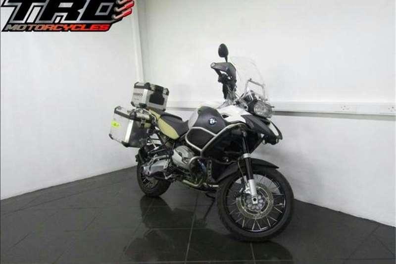BMW R1200 Adventure 2012