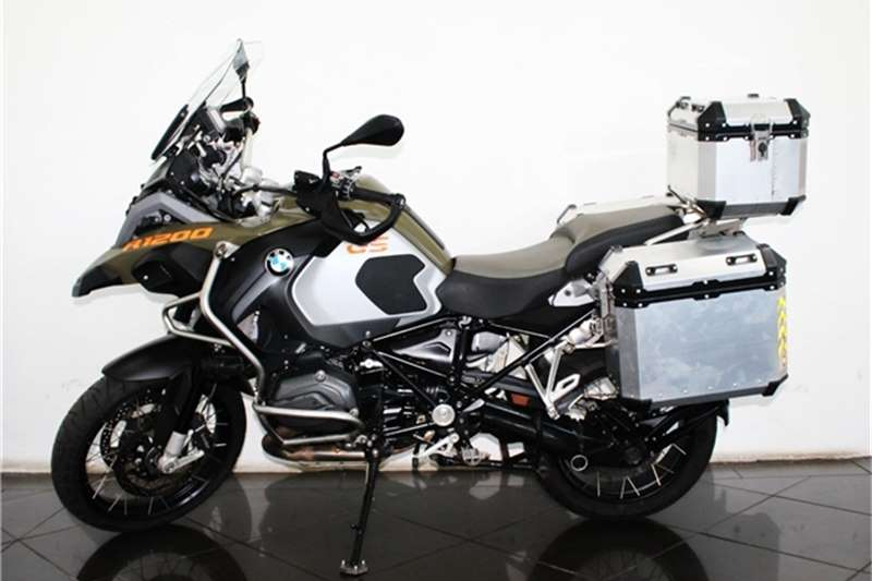 BMW R1200 Adventure 2014
