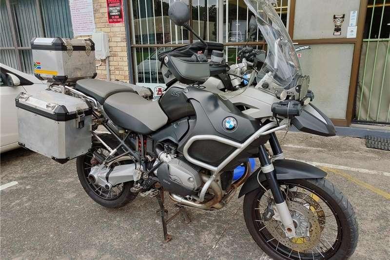 BMW R1200 GS Adventure FL 2008