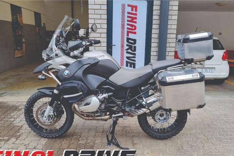 Used 2008 BMW R1200 GS Adventure FL