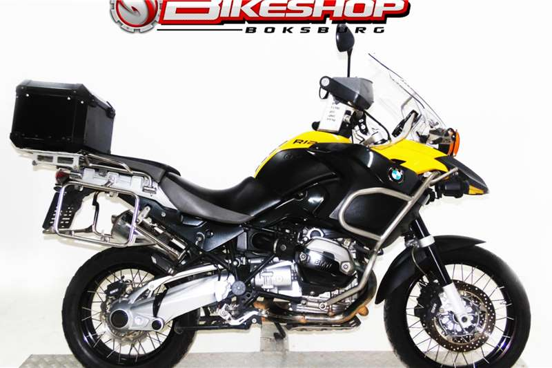 BMW R1200 GS Adventure FL 2010