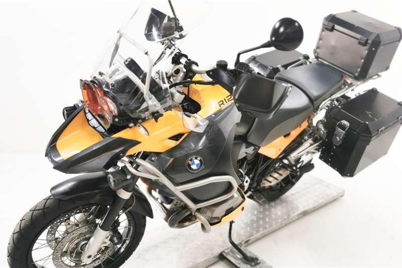 BMW R1200 GS Adventure FL 2010