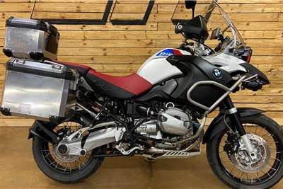 2010 BMW R1200 GS Adventure FL