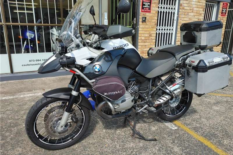 Used 2010 BMW R1200 GS Adventure FL