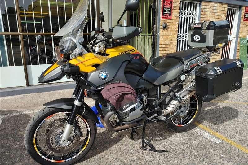 Used 2010 BMW R1200 GS Adventure FL