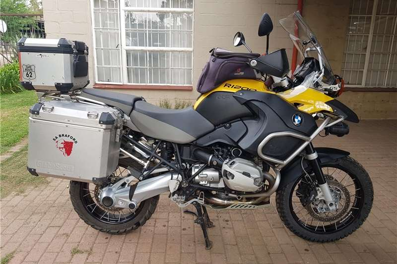BMW R1200 GS Adventure FL 2011
