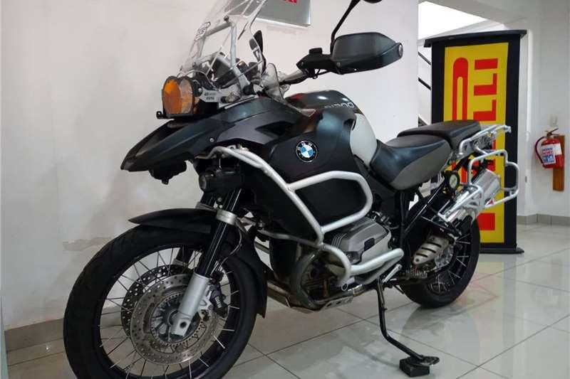 2011 BMW R1200 GS Adventure FL
