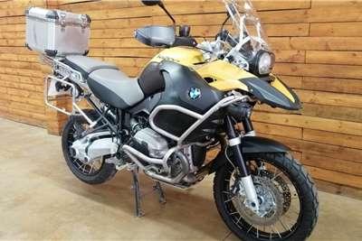 BMW R1200 GS Adventure FL 2011