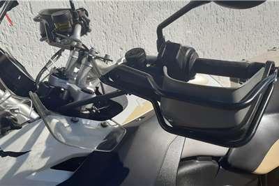 BMW R1200 GS Adventure FL 2012