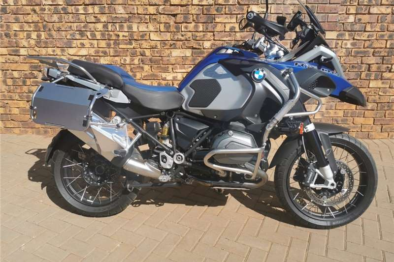 BMW R1200 GS Adventure FL 2014