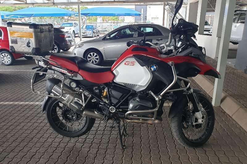 BMW R1200 GS Adventure FL 2015