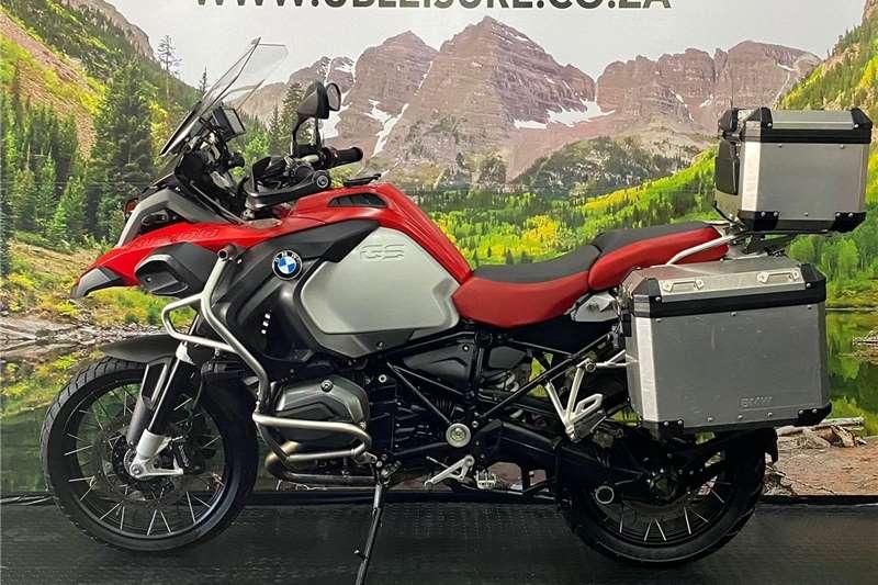 Used 2016 BMW R1200 GS Adventure FL