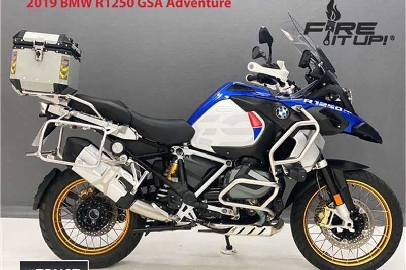 BMW R1200 GS Adventure FL 2019