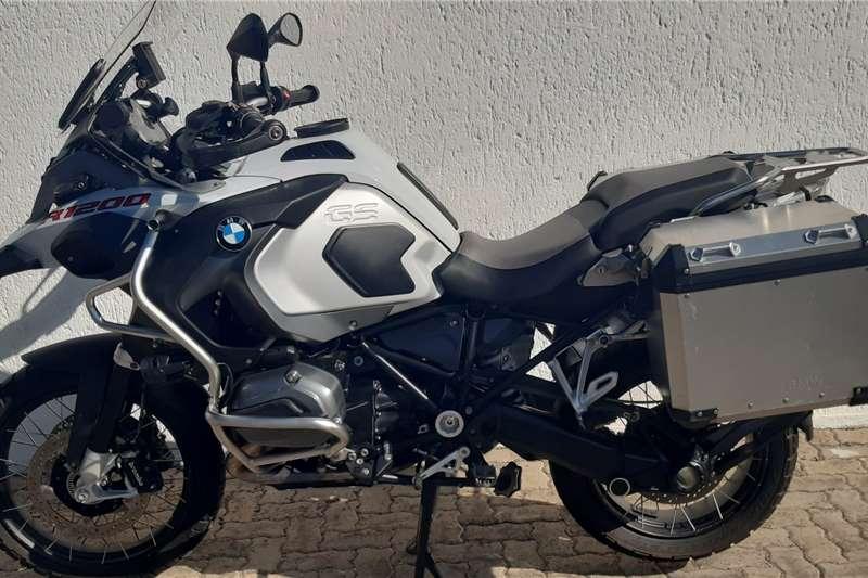 2016 BMW R1200 GS Ad