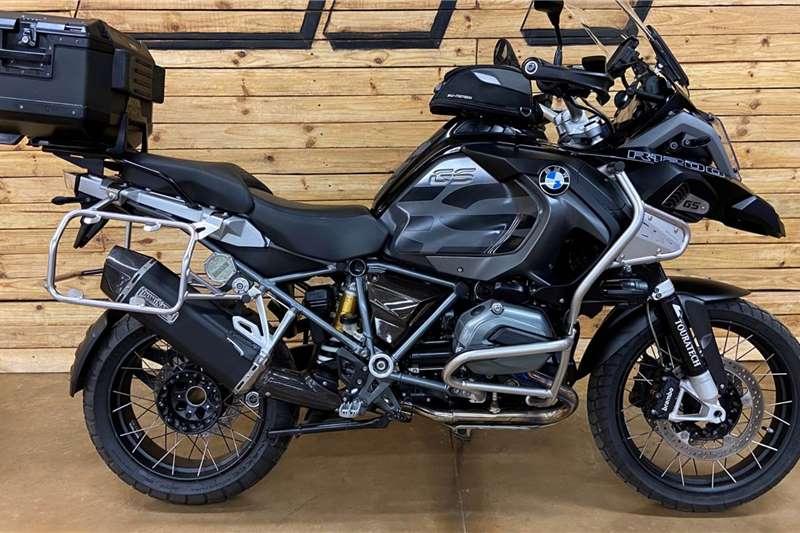 2018 BMW R1200 GS Ad