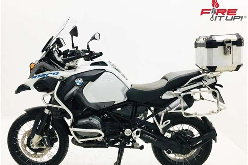BMW R1200 GS ADVENTURE FULL SPEC 2014
