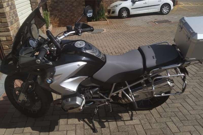BMW R1200 GS FL 2011