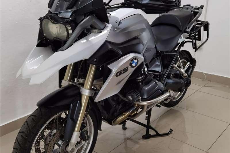 BMW R1200 GS FL 2016