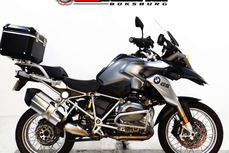 Used 2017 BMW R1200 GS FL