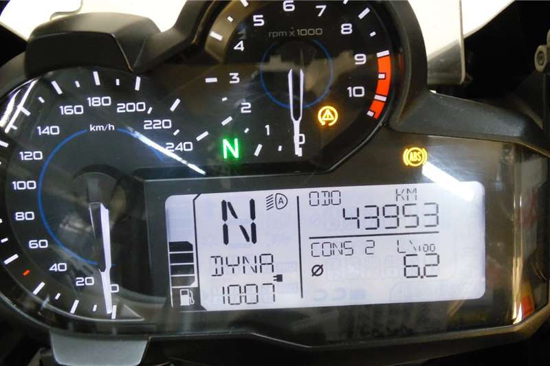2017 BMW R1200 GS FL