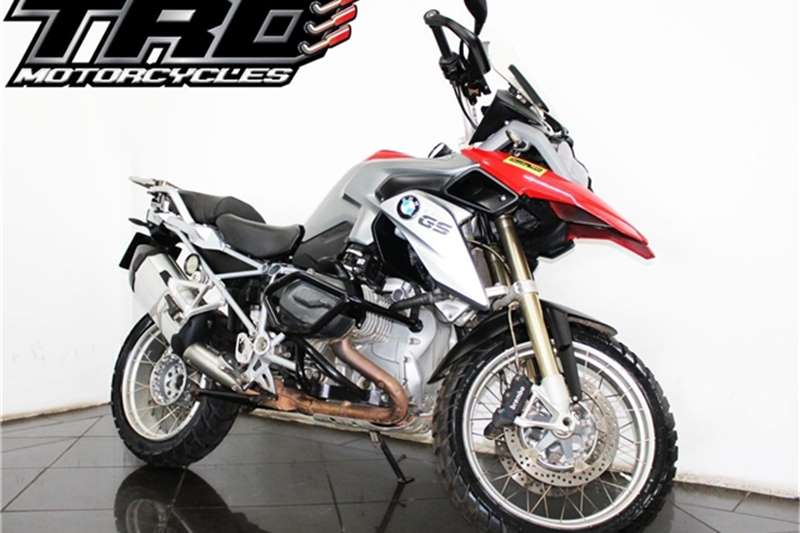 BMW R1200 GS LC 2013