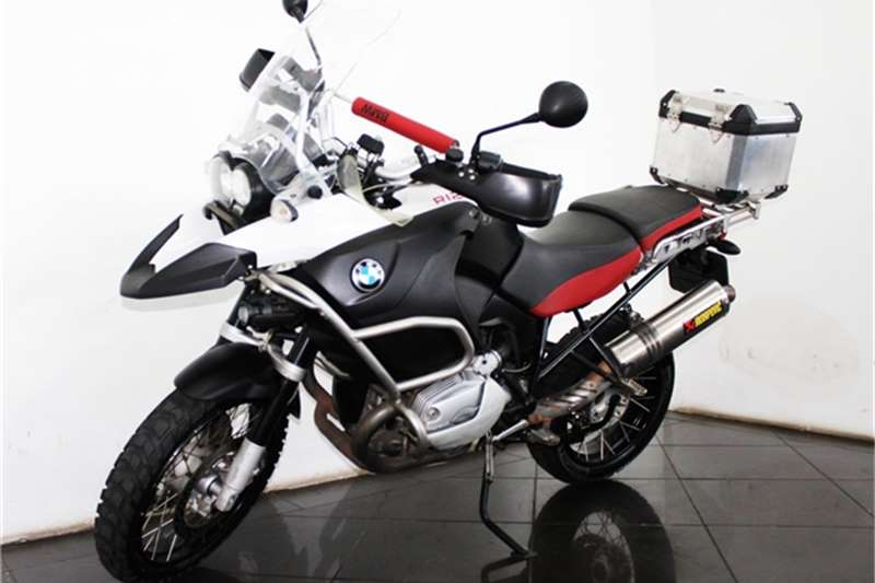 BMW R1200 GSA 2007