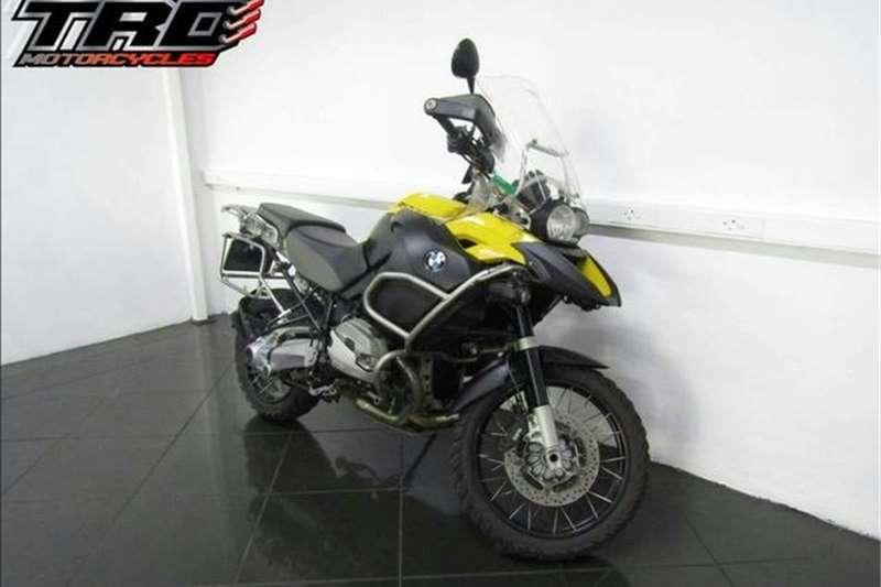 BMW R1200 GSA 2010