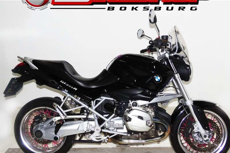 BMW R1200 R 2013