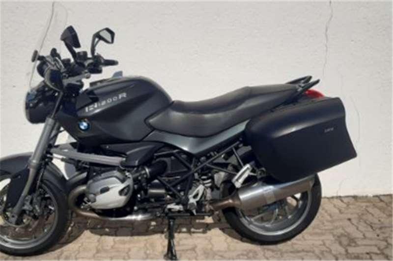 BMW R1200 R ABS H/GRIPS 2011