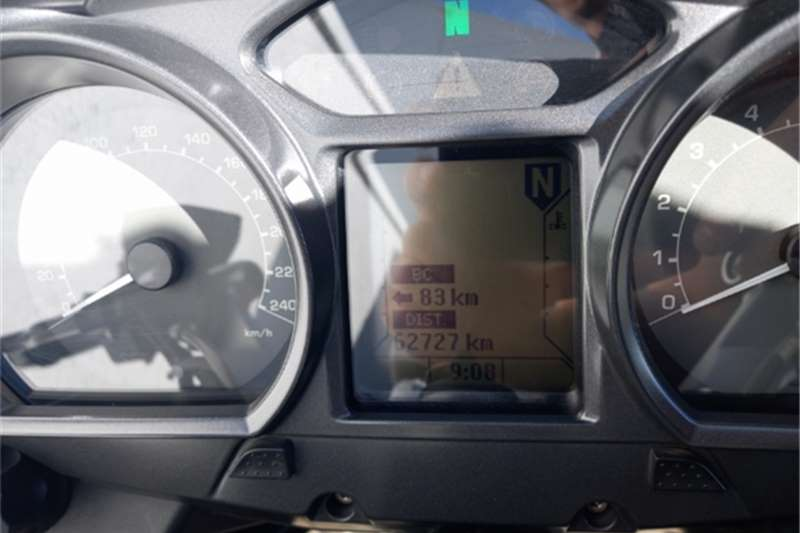 2013 BMW R1200 R