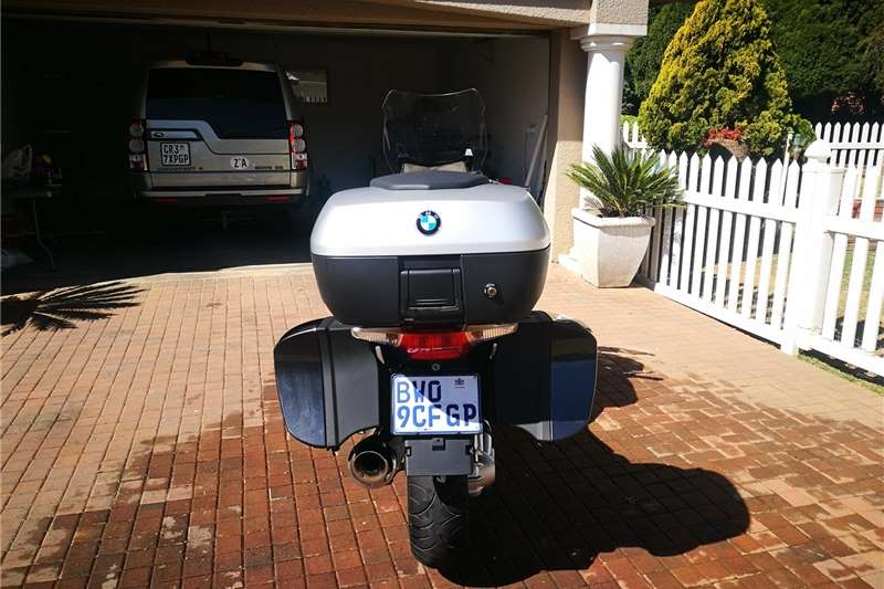2012 BMW R1200 RT