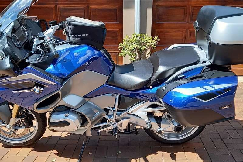 Used 2016 BMW R1200 RT