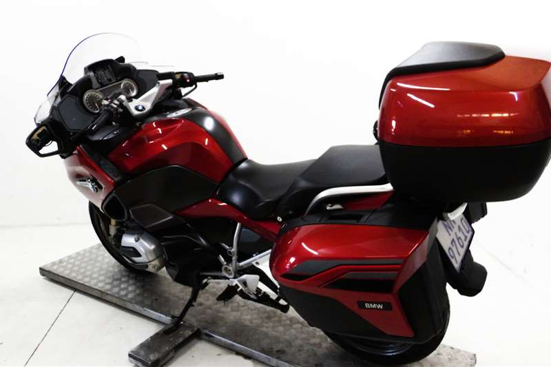 Used 2018 BMW R1200 RT